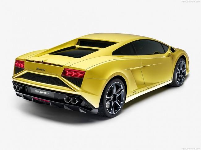 Фото Lamborghini Gallardo LP560-4 2013 года