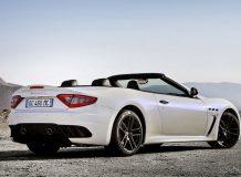 Maserati GranCabrio MC Stradale фото