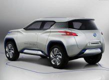 Фото Nissan TeRRA Concept