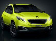 Фото Peugeot 2008 Concept