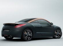 Фото Peugeot RCZ R Concept