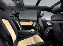 Интерьер Audi Q7 фото