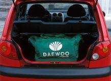 Багажник Daewoo Matiz фото