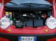 Двигатель Дэу Матиз фото