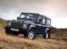 Фото Land Rover Defender 110