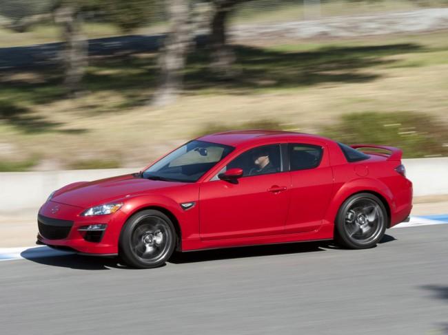 Фото купе Mazda RX-8