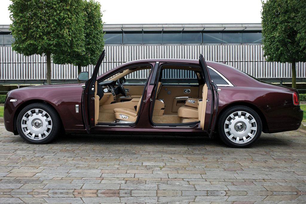 Rolls-Royce Ghost EWB фото