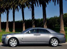 Rolls-Royce Ghost Extended Wheel Base