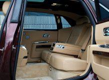 Интерьер Rolls-Royce Ghost фото