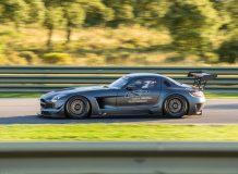 Фото Mercedes SLS AMG GT3 45th Anniversary