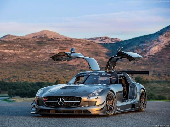 Фото Mercedes-Benz SLS AMG GT3 45th Anniversary