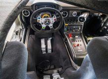 Фото салона Mercedes SLS GT3 45th Anniversary