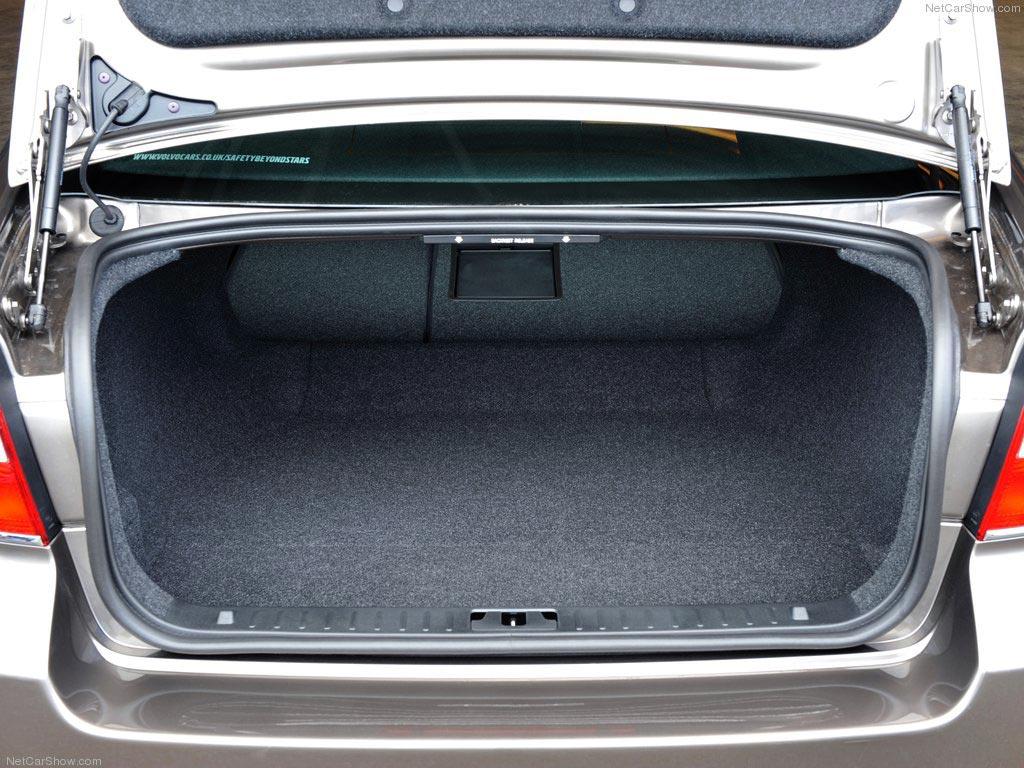 Багажник Вольво S80