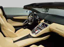 Фото салона Aventador Roadster