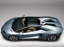 Фото нового Aventador LP700-4 Roadster