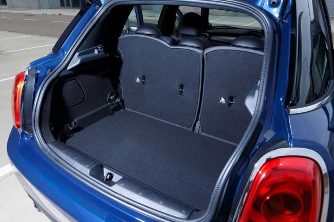 Багажник 5-дверного Мини Купер 3