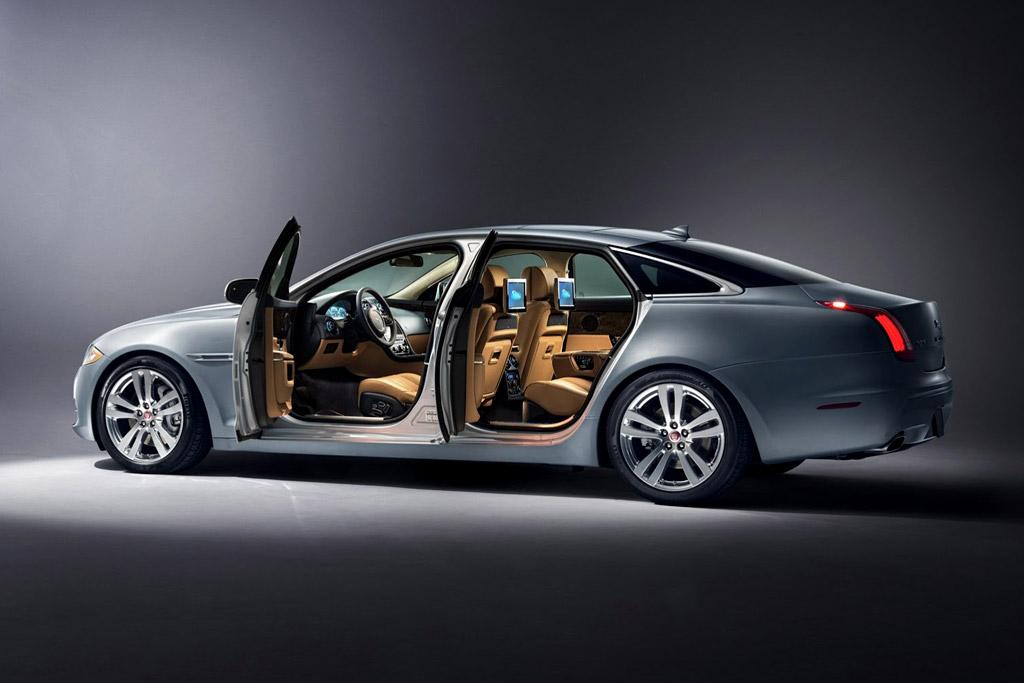 Jaguar XJ (X351)