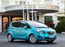 Фото нового Opel Meriva 2015