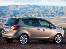Opel Meriva фото