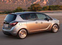 Opel Meriva B 2014 фото