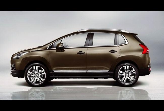 Фото нового Peugeot 3008