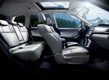 Интерьер Subaru Forester IV фото