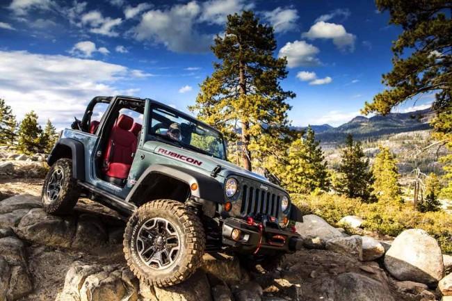 Фото Jeep Wrangler Rubicon 10th Anniversary Edition