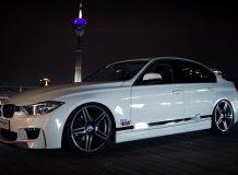Обвес для BMW 3 F30 фото