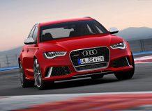 Фото Audi RS6 Avant 2015