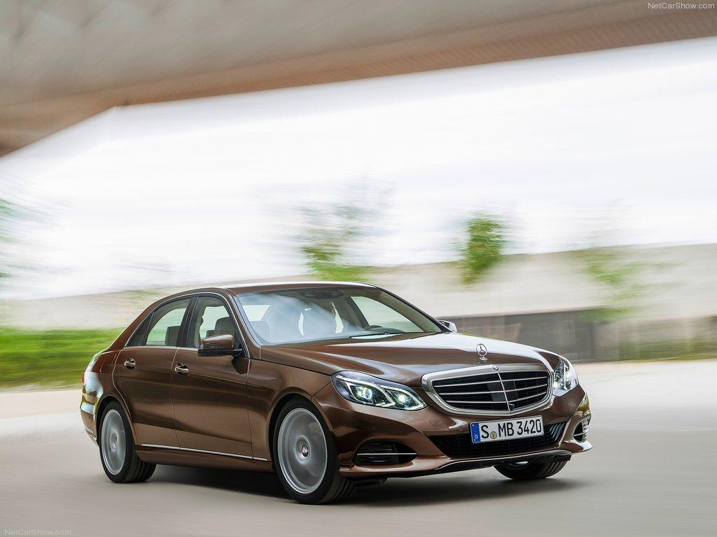 Фото Mercedes E-Class 2015