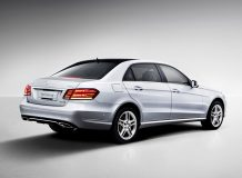 Mercedes-Benz E-Class L фото