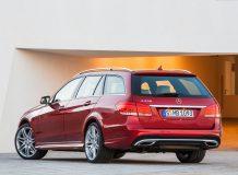 Фото Mercedes E-Class Estate 2015