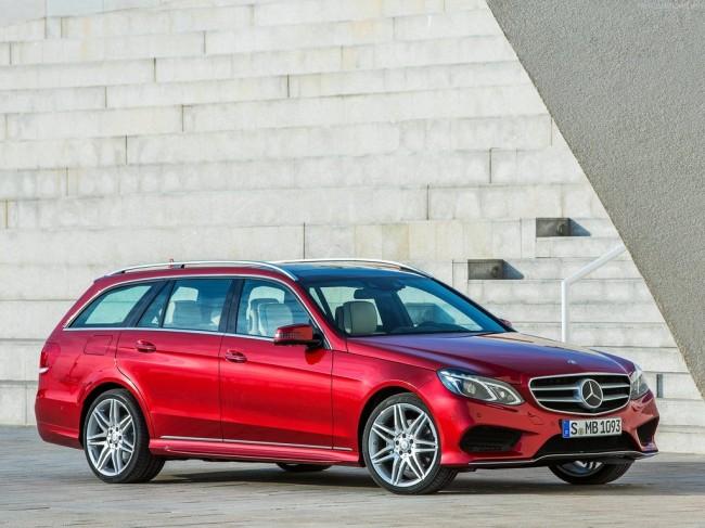 Универсал Mercedes E-Class Estate S212