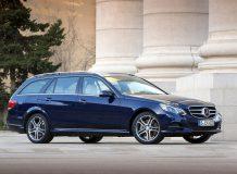 Фото Mercedes-Benz E-Class Estate S212