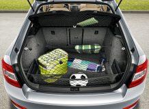 Багажник новой Шкода Октавия фото