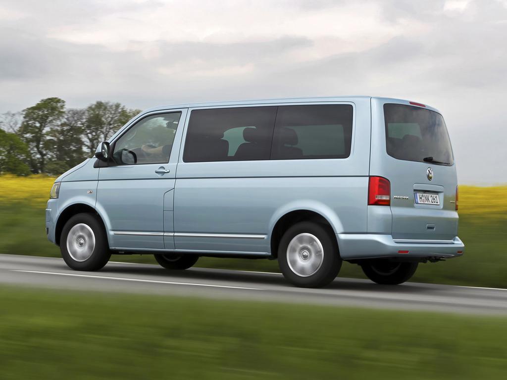 Фото Volkswagen Multivan T5