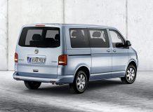 Фото Volkswagen Transporter T5 Multivan