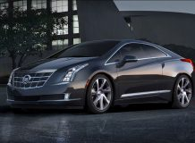 Cadillac ELR Hybrid Coupe фото