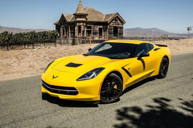 Corvette C7 Z51 Performance