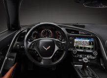 Салон Chevrolet Corvette C7 фото