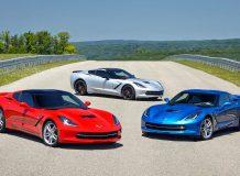 Фото Corvette C7 Stingray