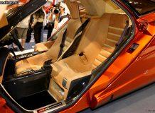 Салон McLaren F1 фото