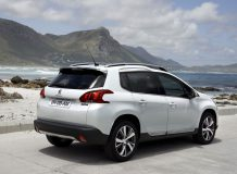 Фото нового Peugeot 2008