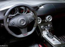 Салон Mercedes SLR Stirling Moss