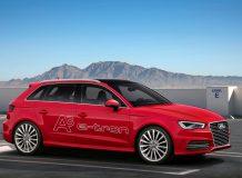 Audi A3 e-tron фото