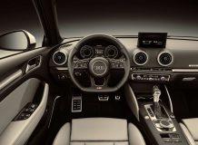 Фото салона Audi A3 e-tron