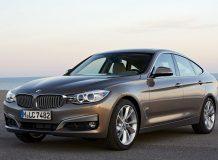 Фото BMW 3-Series GT (F34)