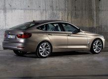 BMW 3 Gran Turismo фото