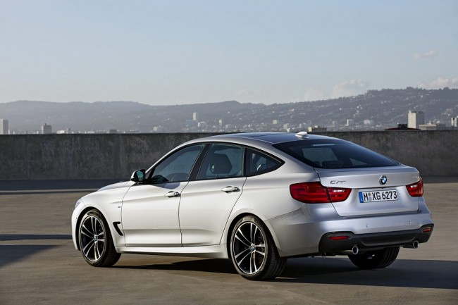 BMW 3 GT M Package
