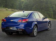 Фото Chevrolet SS 2016